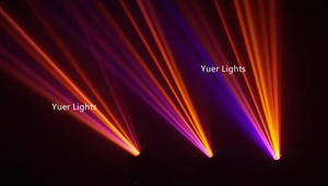 Image 5 - Kerst Decoratie Voor Stage Disco Licht Professionele 295W Beam Spot 2IN1 Moving Head Lights DMX512 Rdm Functie Dj Verlichting