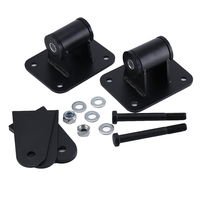LS Conversion Swap Engine Motor Mounts Universal LS1 LS2 LS3 LS6 LS Metal Engine Motor Mounts
