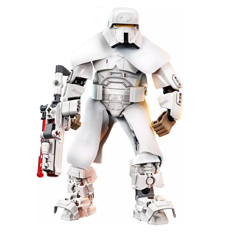 Star Wars Boba Fett Darth Maul Kylo Stormtrooper Phasma Ren Rey Vader Model Assemble Figure Construction Toys For Children 16
