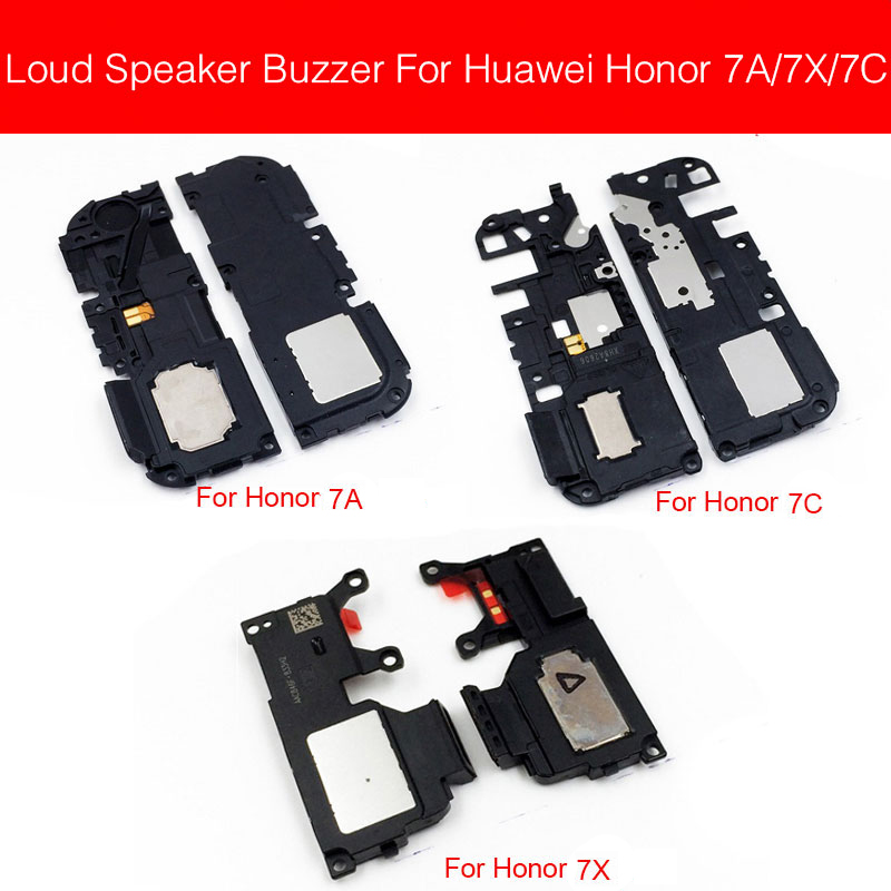 Loud Speaker Ringer Module For Huawei Honor 7A / 7A Pro AUM-L29 / Honor 7C AUM-L417C / 7X Loudspeaker Buzzer Repair Part