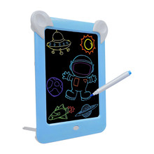 Educational-Toy Graphics Writing-Tablet LCD 0 with Stylus Blue Z0103 Notepad Drawing