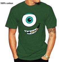 Canavarlar Inc ben Mike T-Shirt Custom Made Tee gömlek yeni moda tasarım erkekler kadınlar için