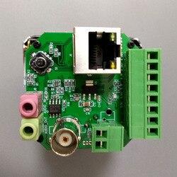 Interfejs sterowania kodowaniem HD płyta IP dla Sony blok kamery kodowanie sieci sterowania sygnał pokładzie darmowa wysyłka