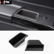 JHO Auto Organizer Zubehör Tür Armlehne Griff Lagerung Box Für Ford Explorer 2020 XLT Begrenzte Platin Basis