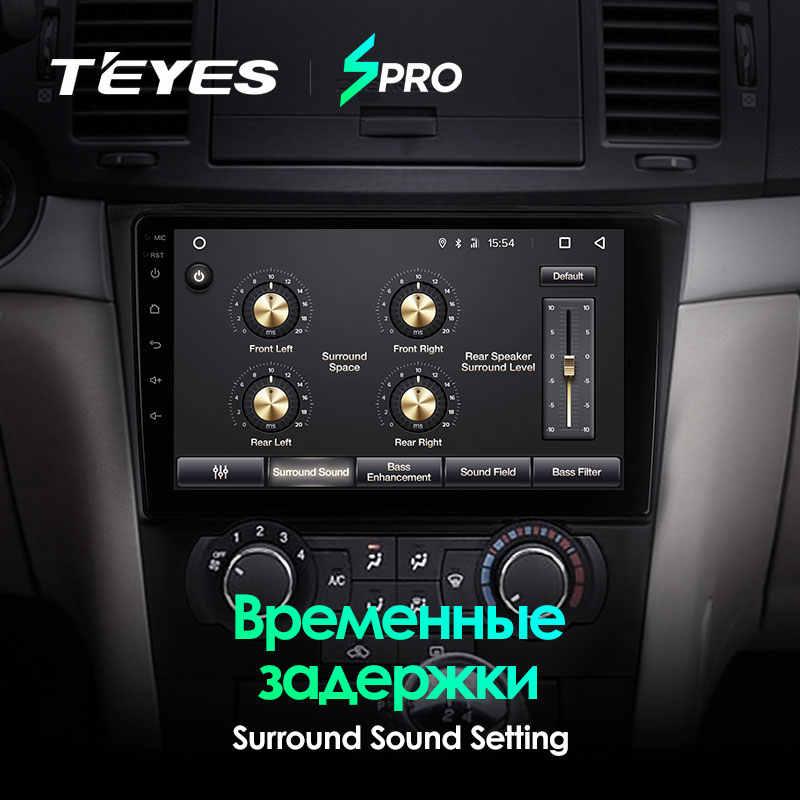 TEYES SPRO Per Chevrolet Epica 1 2006 2011 2012 Auto Radio Multimedia Video Player di Navigazione GPS Android 8.1 No 2din 2 din dvd