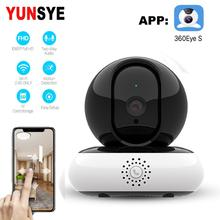 YUNSYE 1080P IP Camera Surveillance Camera Night VisionWiFi Wireless CCTV Camera Surveillance P2P Baby Monitor Pet Camera 360Eye