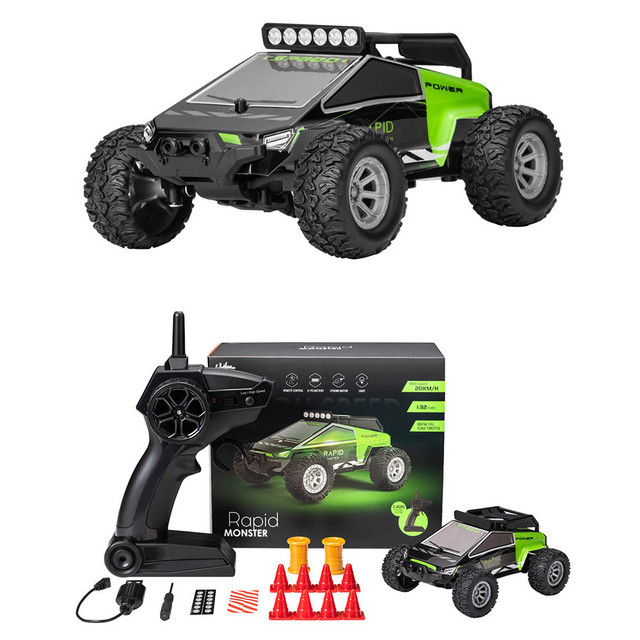 1:32 4CH 2WD 2.4GHz Mini High Speed Remote Control Car Off-Road Vehicle Toys Gif Buggy Car Kids Robot RC Car Toys#G30 3