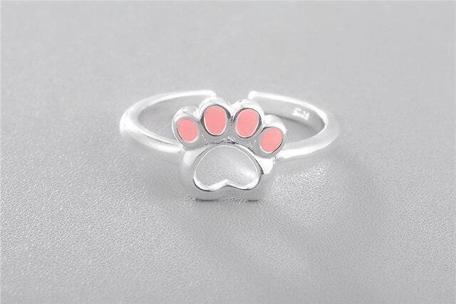 Dog Paw Ring 5