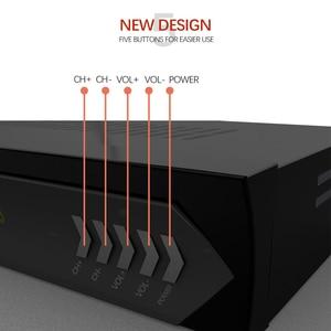 Image 4 - Vmade européen c line HD DVB S2 M5 lnb récepteur satellite complet 1080P espagnol portugais arabe TV box avec USB Wifi réception