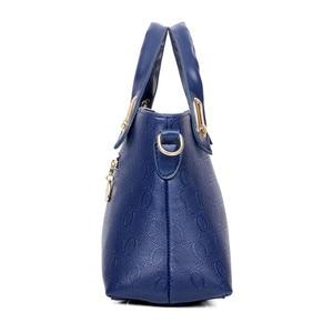 Image 4 - ATTRA YO 4pcs/Set Women Bag Ladies Hand Bags Luxury Handbags Women Bags Designer Bags For Women 2020 Handbag PU Composite Bag