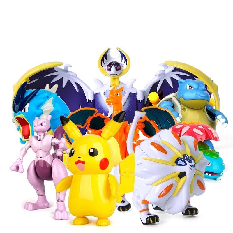 Pokemon In Pokeball Capsule Toys 1