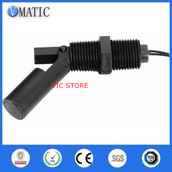 Free Shipping VCL3 Plastic PP Electronic Side Mounted Water Level Sensor Switch