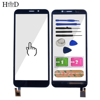 Mobile Touch Screen Panel Sensor For Prestigio Wize Q3 PSP 3471 PSP3471 DUO Touch Screen Digitizer Touchscreen Tools 3M GLue cool pattern case for prestigio wize q3 psp3471 duo case cover clear soft silicone phone cover for prestigio wize q3 cover cases