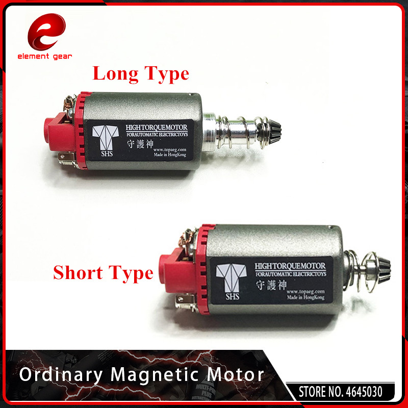 Element M120/140/160 Airsoft Motor AEG/ EBB Motor 17000RPM Long/ Short Axis For Airsoft M4/MP5 M16 G3 P90 AK
