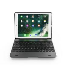 F19A F19B teclado inalámbrico Bluetooth funda de teclado inteligente para iPad/Pro 9,7 para iPad air/2 teclado de tableta de 78 teclas(China)