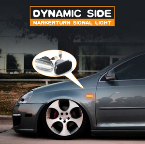 Image 2 - Led Dynamic Side Marker Turn Signal Lights For Toyota Corolla Celica Caldina Camry Hilux Probox Fielder Avensis Prius Runx Vios