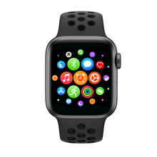 Dynamic UI Watch Series 5 IWO 10 Lite 44mm Smart Watch Men 1.54 Inch Heart Rate Monitor Waterproof Smartwatch for Android IOS