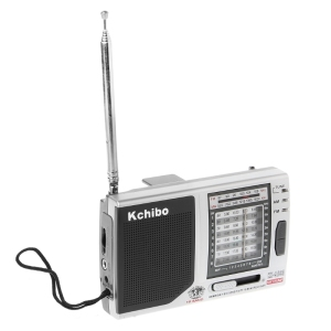 Image 4 - KK 9803 FM/MW/SW1 8 Full 10 Band Hi Sensitivity Radio Receiver With Folding Kickstand