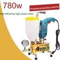 Машина для затирки высокого давления водостойкая машина для Ремонта Трещин оборудование для ремонта бетона машина для затирки трещин