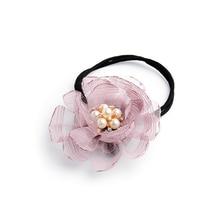 CHIMERA Womens Magic Bun Maker Flower Rhinestone Twist Donuts Hair Pins Accessories Fashion Crystal DIY Headwear Hairbands