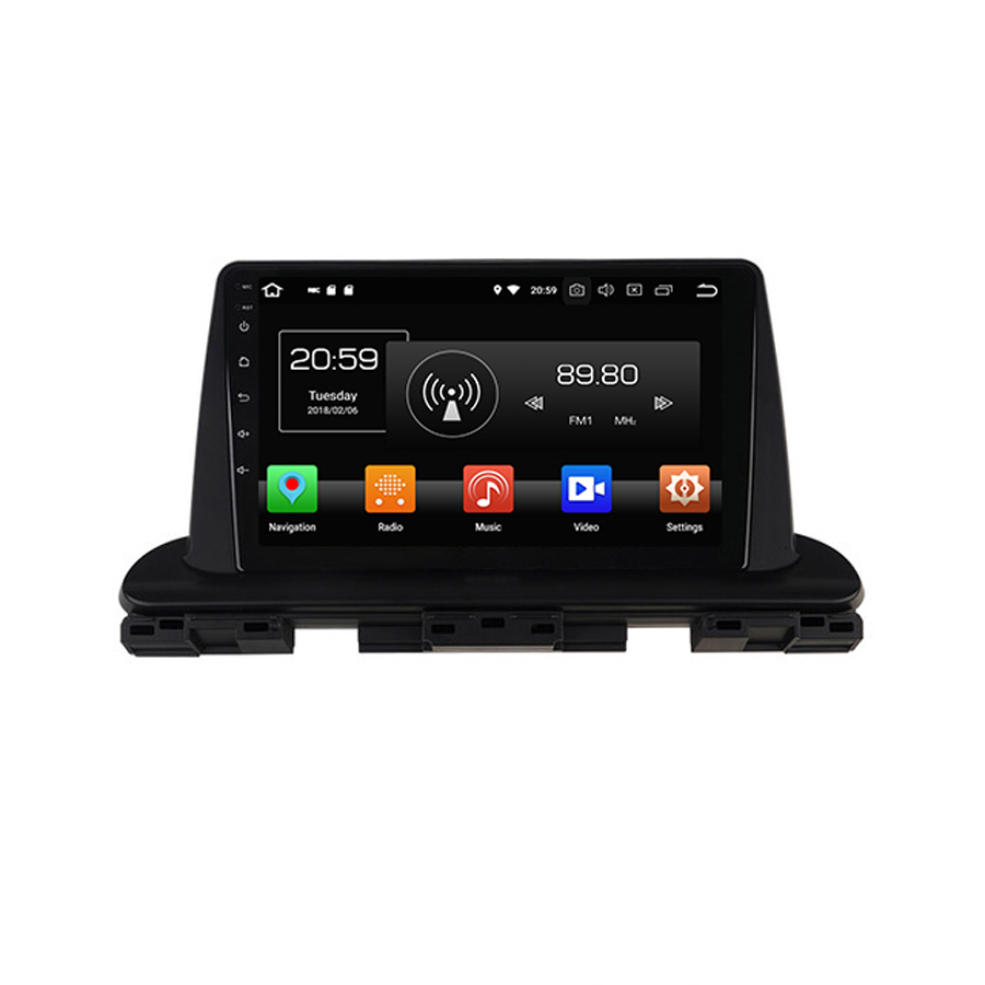 PX6 Excellent Performance Android 9.0 Car Multimedia GPS For Kia Seltos 2019 2020 Radio Autoradio 2din DSP Navigation Full Touch