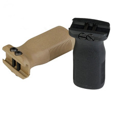 Vertical-Grip Airgun Paintball Rifle Airsoft Tactical for BB AR15 Rug-Style Picatinny-Rail