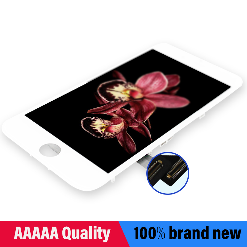 Image 4 - White&Black Lifetime Assurance Quality AAAAA Brand New For iPhone 7 7G i7 4.7'' LCD Display Touch Screen Digitizer Assembly+Gift-in Mobile Phone LCD Screens from Cellphones & Telecommunications