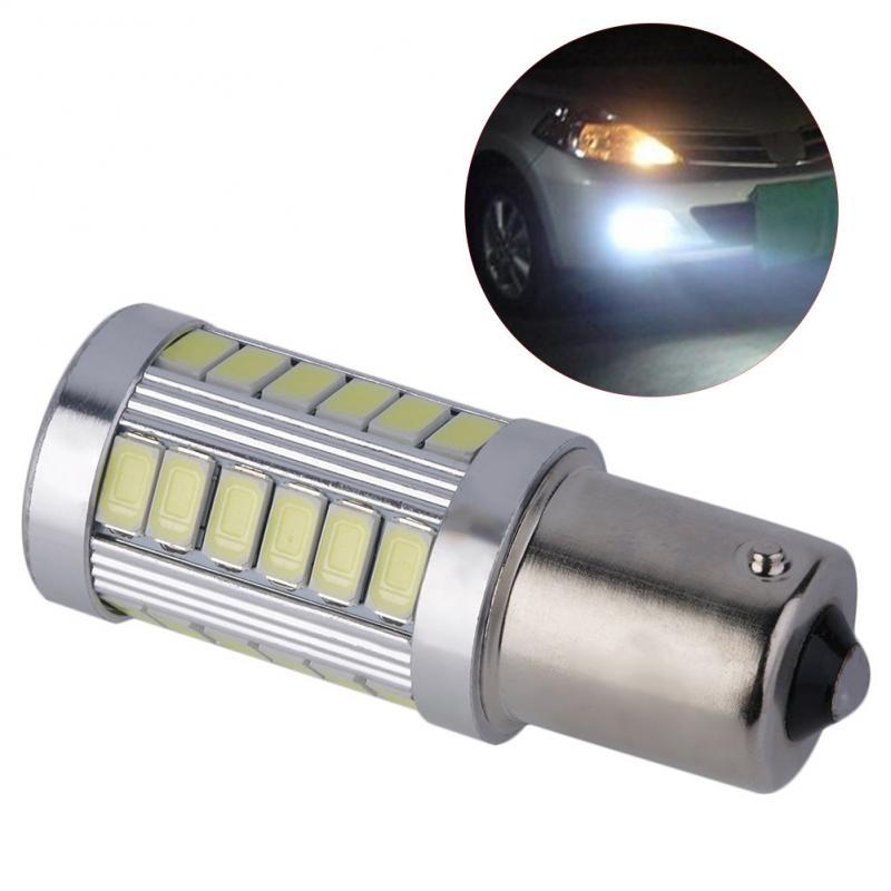 White 1156 BA15S 33-SMD 5630 LED Auto Car Vehicle Reverse Tail Light Bulb Auto Car Vehicle Reverse Tail Light Bulb