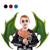 Halloween Christmas Carnival Wing Tail Set Wavel Dragon Decoration Funny Kids Cosplay Set Party Toy