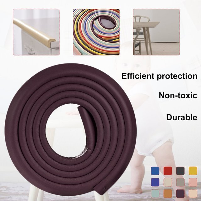 2M Protector Foam for Furniture Rubber Baby Protection Cushion Guard Strip Softener Bumper 3
