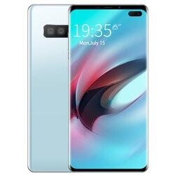 مقبض اللعبة شحن مجاني Galaxy S10 G973U 8GB RAM 128GB ROM 6.1 ثماني النواة 4 كاميرا سناب دراجون 855 NFC 2019 4G LTE هاتف محمول
