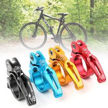 Bicycle Seat Post Aluminum Ultralight Quick Release Road Bike MTB Mountain Bicycle Seat Post Seatpost Clamp 31.8mm For MTB Bike