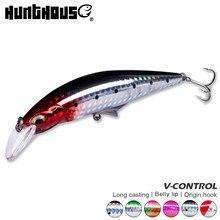 Original g-control hunthouse minnow afundando isca de pesca 95/120mm 28/41g swimbait duro leurre pescar artificial 2020 novo