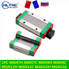 Carriage-Block Cnc-Part MGN7H MGN9C MGN15H Linear-Guide/3d-Printer