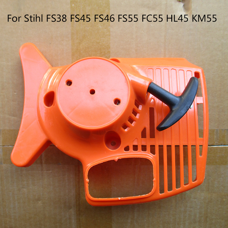 1 Piece Recoils Starters Assy Replacements For <font><b>Stihl</b></font> <font><b>FS38</b></font> FS45 FS46 FS55 FC55 HL45 KM55 OEM#41401904009 Tool <font><b>Parts</b></font> image