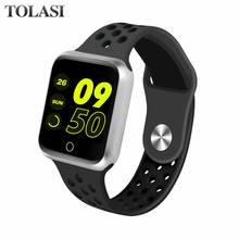 Smart watches S226 Smartwatch IP67 Waterproof 15 days long standby Heart rate Blood pressure Support IOS Android