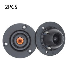 AIYIMA 2pcs 2inch 6 Ohm 30W Silk treble film Tweeter Speaker Unit Car Speaker Professional Hifi horn loudSpeaker(China)