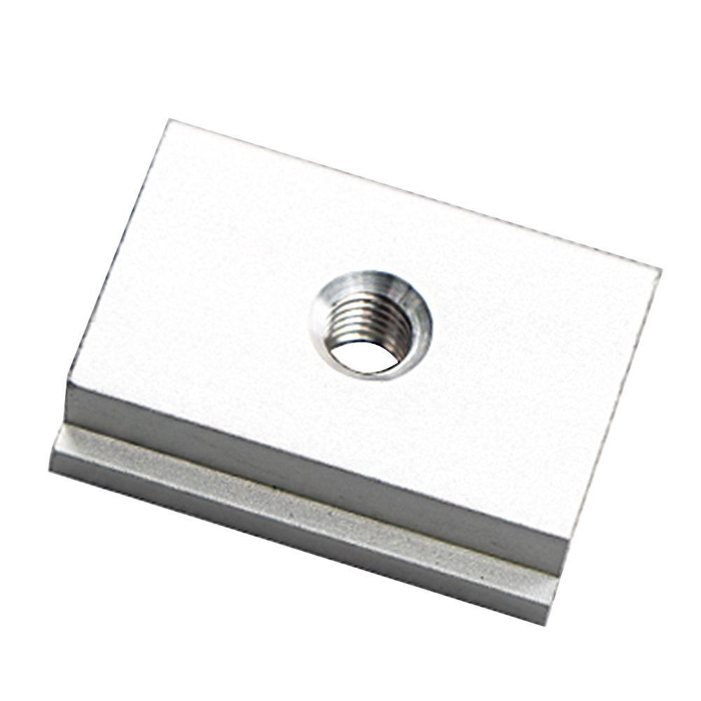 Tools Metal <font><b>Knob</b></font> Quick Acting <font><b>T</b></font>-<font><b>Tracks</b></font> <font><b>T</b></font>-Slot Clamps Slide Block Hand Screw Accessories Durable Hold Down Woodworking image