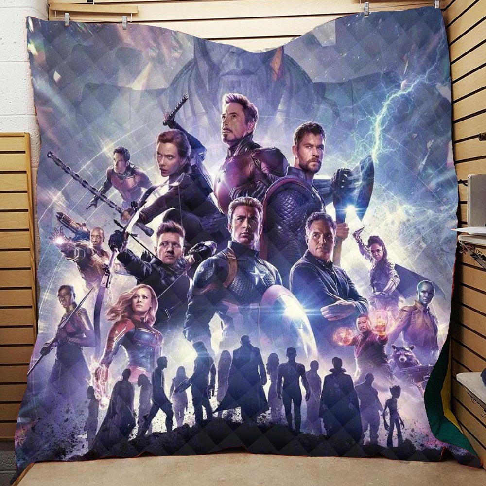 Summer-3D-Avengers-Endgame-Quilt-Blanket-For-Kids-Adults-Bedding-Throw-Soft-Warm-Thin-Blanket-With (2)
