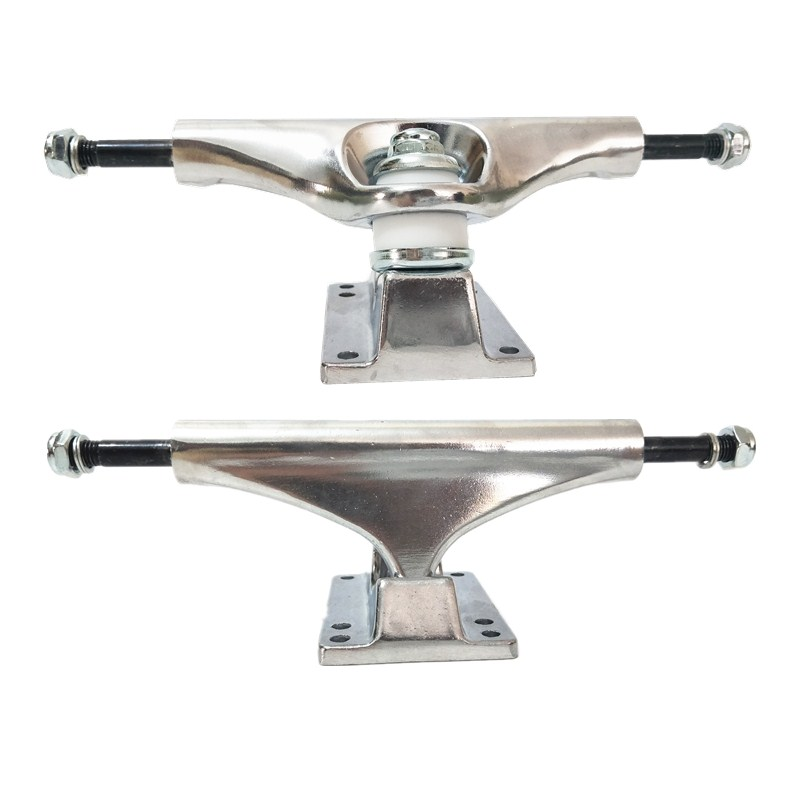 Blank Skateboard Trucks 5.25/5.0 Skate Bracket For Pro Skateboard Deck Skateboarding Truck Accessories