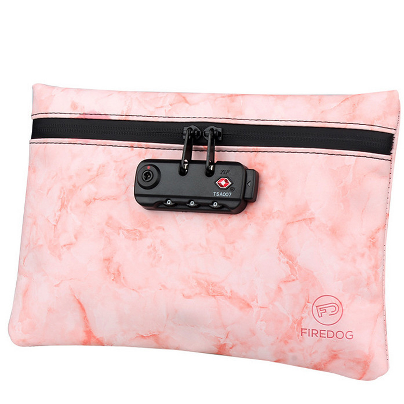 Password Lock Makeup Bags For Women 2019 New Fashion Ladies Oxford Storage Bag Large Capacity Cosmetic Bag Travel Wash Bag