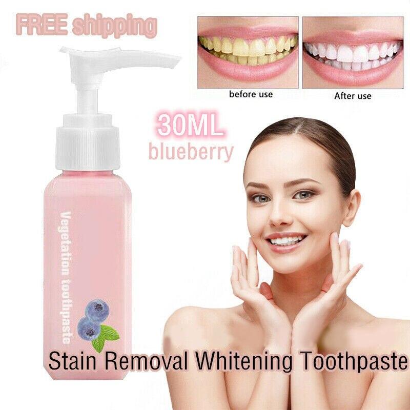 atacado instantanea brightify natureza creme dental remocao mancha clarear os dentes 30ml m3