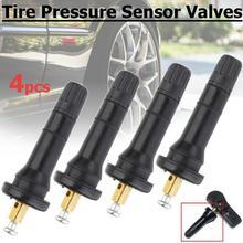 4 шт. Тип датчик давления в шинах Tpms клапан стволовых сопла для Chevrolet Renault Ford