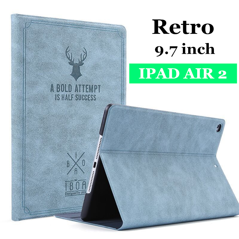Case For iPad Air 2 1 2018 9.7 inch Generation Funda magnetica Flip Stand case for Ipad 5th 6th Cover