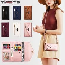 Zipper Leder Fall Diagonal Brieftasche Für Samsung Galaxy S21 S20FE S10 S9 S8 S7edge Hinweis 8 9 10 20 Ultra plus Lite A81 Telefon Abdeckung