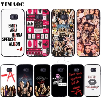 Pretty Little Liars Spencer Hannah Case for Samsung Galaxy S10 S20 Ultra Plus Note 10 Lite A51 A71 A81 A91 A01 A11 A21 A41 image