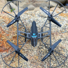 Drop-proof aerial photography unmanned aerial vehicle remote control helicopter combat model four-axis aircraft children's toys hiinst sh5hd remote control aircraft set high aerial photography unmanned aerial vehicle four axis aircraft wifi control drone