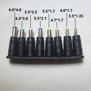 Universal Male 5.5mm 2.1mm fem