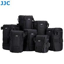 JJCกันน้ำดีลักซ์กระเป๋ากล้องเลนส์สำหรับCanon Sony Nikon JBL Xtremeโพลีเอสเตอร์นุ่มSLR DSLRถ่ายภาพเข็มขัด