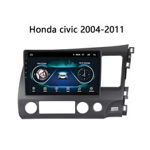 Android 8.1 Auto radio Für Honda civic 2004-2011 Multimedia Player GPS Navigation unterstützung Video FM iPhone carplay multi- sprache(China)